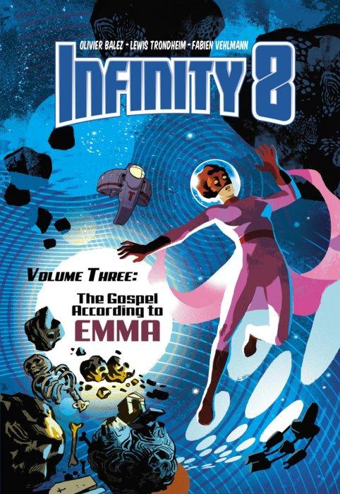Infinity 8 Vol.3 - The Gospel According to Emma