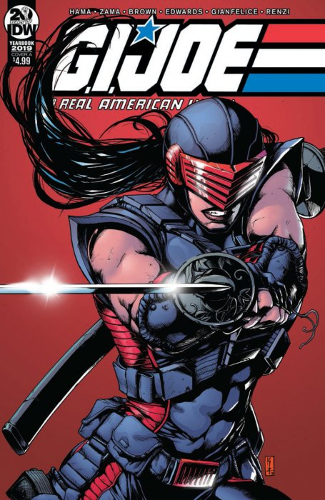 G.I. Joe - A Real American Hero - Yearbook One-Shot #1