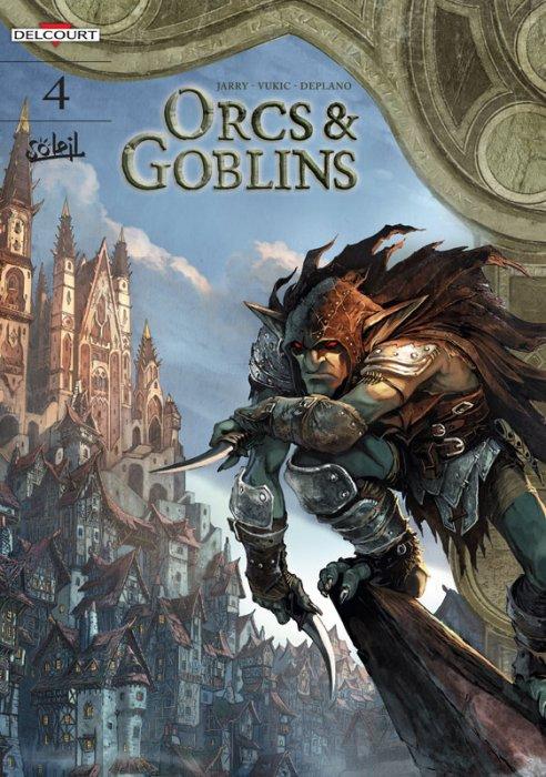 Orcs & Goblins #4 - Sa'ar