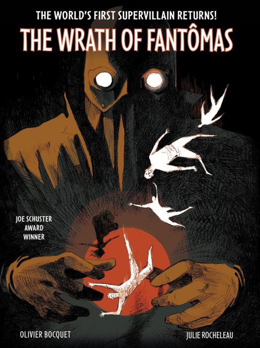 The Wrath of Fantomas #1 - HC