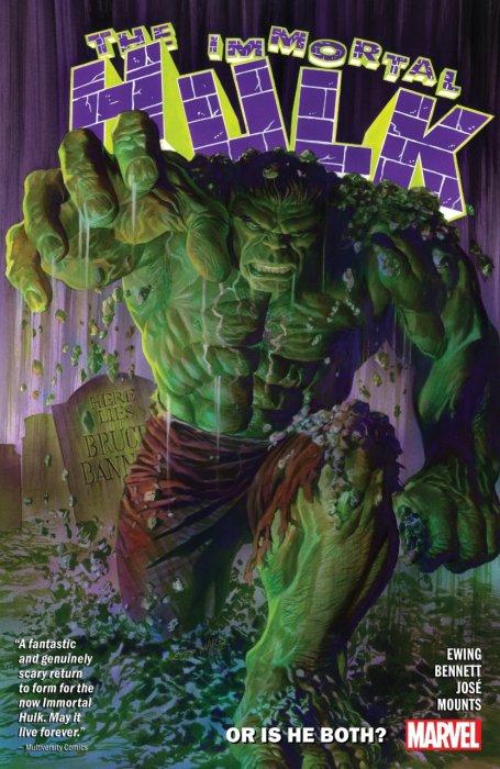 Immortal Hulk Vol.1 - Or is He Both