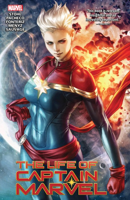 The Life of Captain Marvel #1 - TPB