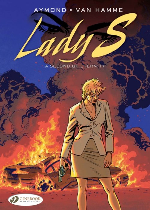 Lady S. #6 - A Second of Eternity