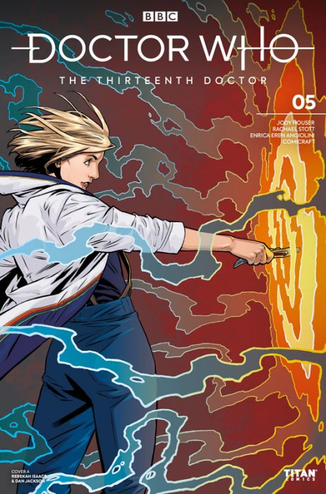 Doctor Who - The Thirteenth Doctor #5