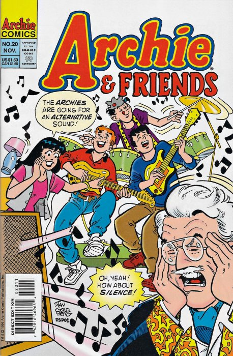 Archie and Friends #20