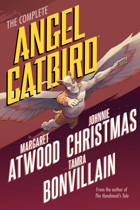 The Complete Angel Catbird #1 - TPB