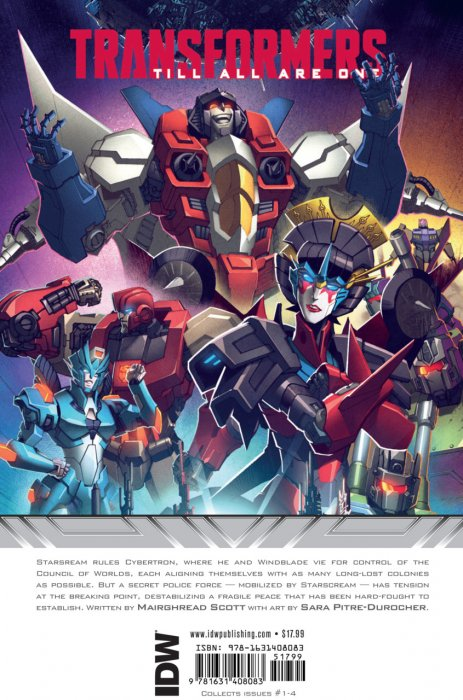 The Transformers - Till All Are One Vol.1-3 Complete