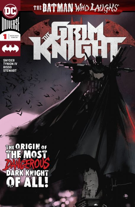 The Batman Who Laughs - The Grim Knight #1