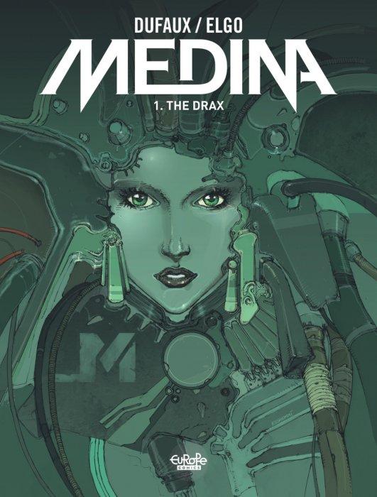 Medina #1 - The Drax