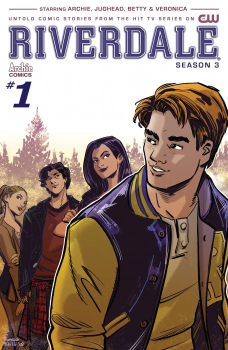 Riverdale Season 3 #1