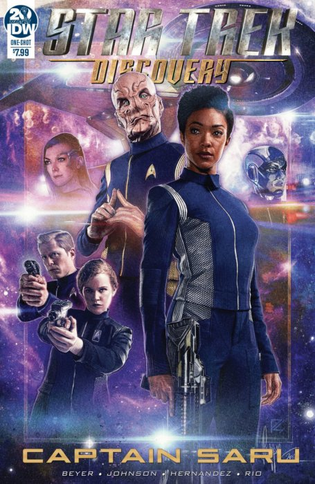 Star Trek - Discovery - Captain Saru #1