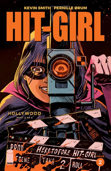 Hit-Girl Season 2 #2