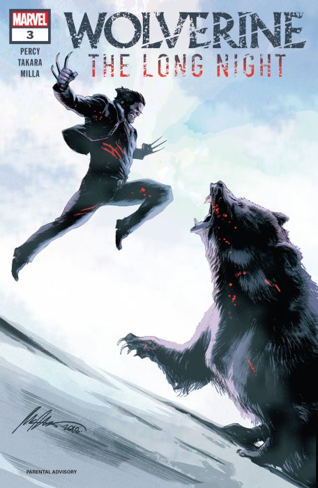 Wolverine - The Long Night #3