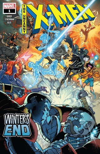 Uncanny X-Men - Winter's End #1