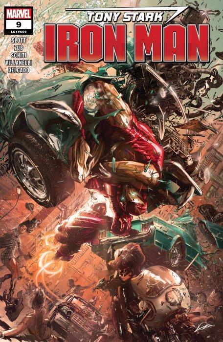 Tony Stark - Iron Man #9