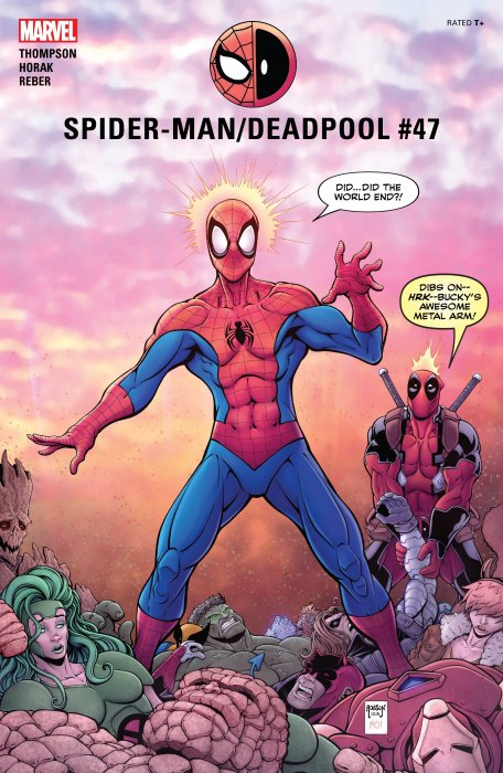 Spider-Man - Deadpool #47
