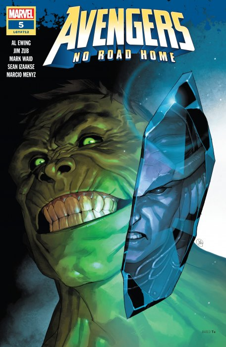 Avengers - No Road Home #5