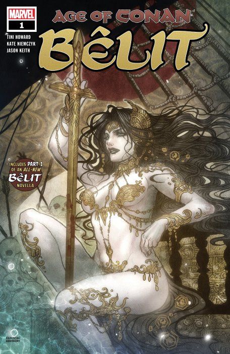 Age Of Conan - Belit - Queen Of The Black Coast #1