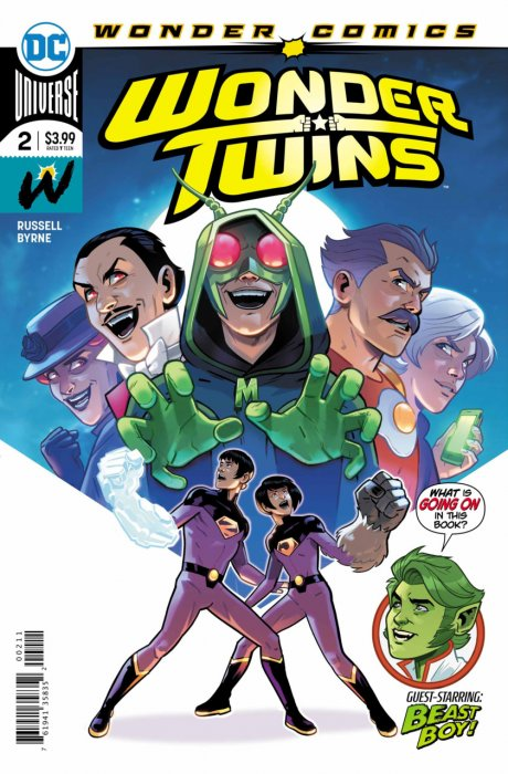Wonder Twins #2