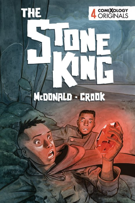 The Stone King #4