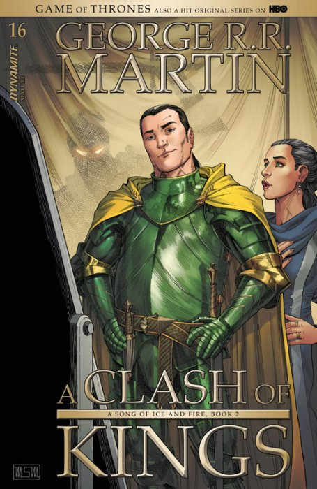 George R.R. Martin's A Clash of Kings #16