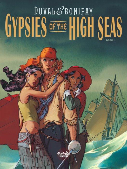 Gypsies of the High Seas #1