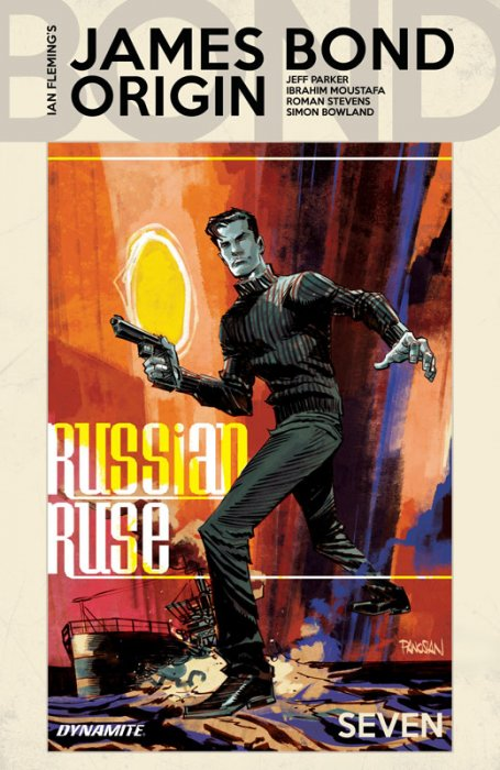 James Bond - Origin #7