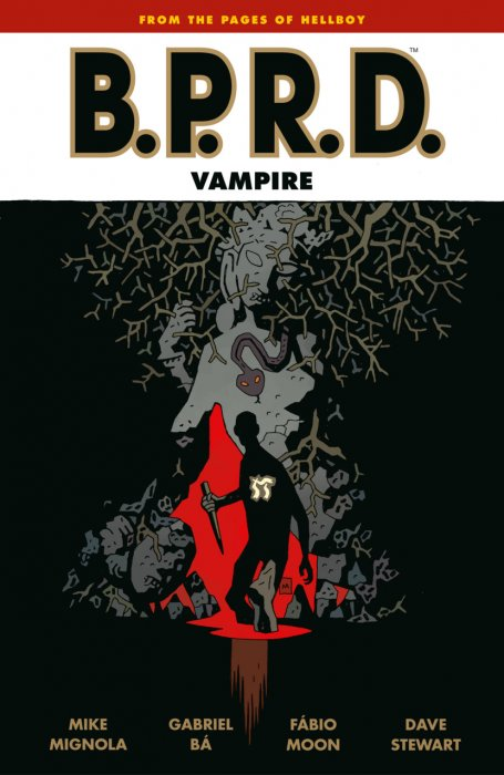 B.P.R.D. - Vampire #1 - TPB