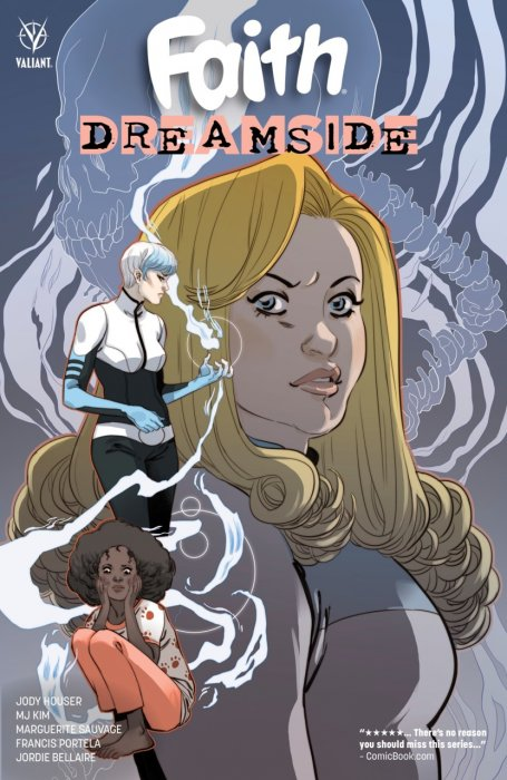 Faith - Dreamside #1 - TPB