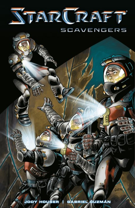 StarCraft - Scavengers #1 - TPB