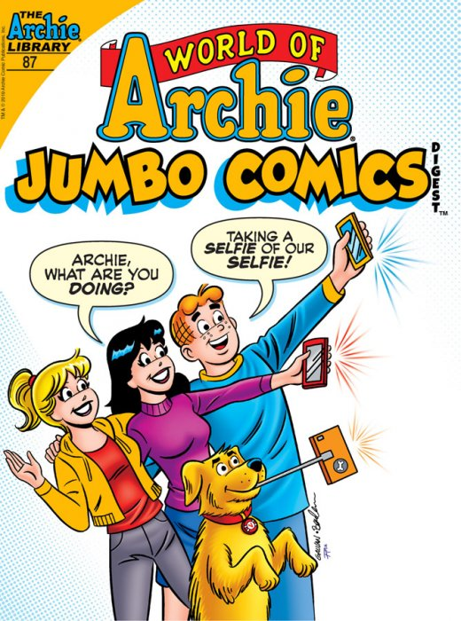 World of Archie Comics Double Digest #87