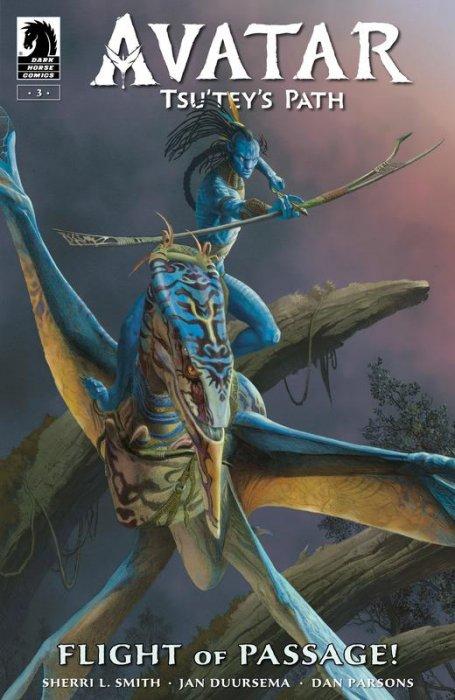 Avatar - Tsu'tey's Path #3