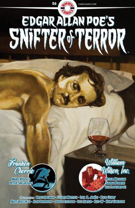 Edgar Allan Poes Snifter Of Terror #6