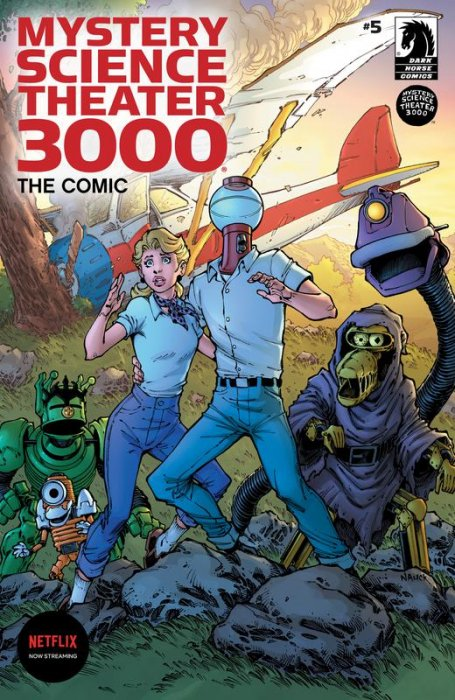 Mystery Science Theater 3000 The Comics Ashcan Edition #5