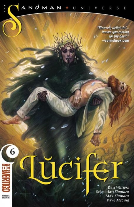 Lucifer Vol.3 #6