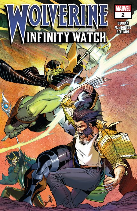 Wolverine - Infinity Watch #2