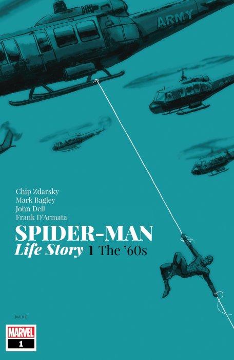 Spider-Man - Life Story #1