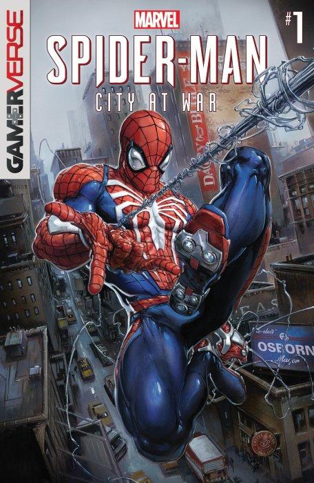 Marvel's Spider-Man - City at War #1