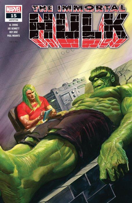 Immortal Hulk #15