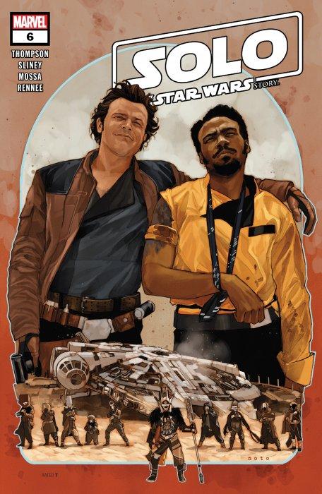 Solo - A Star Wars Story Adaptation #6