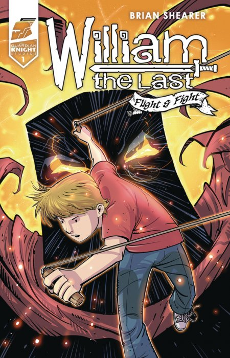 William the Last - Flight & Fight #1