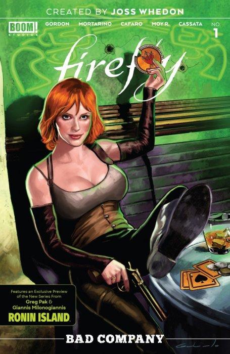 Firefly - Bad Company #1