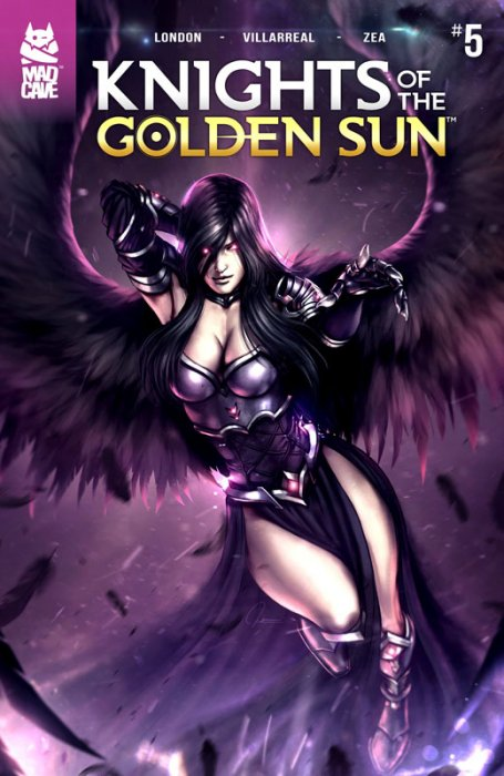 Knights of the Golden Sun #5