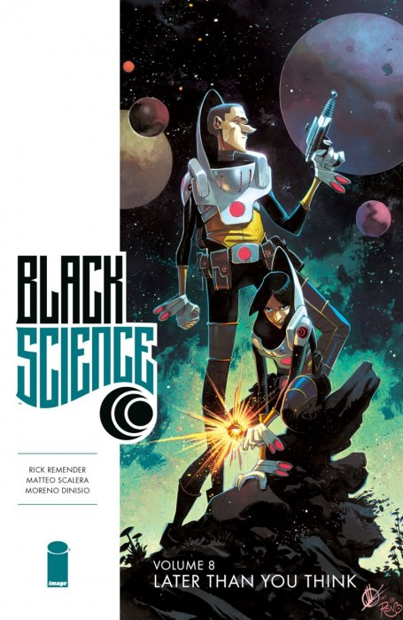 Black Science Vol.8 - Later Than You Think