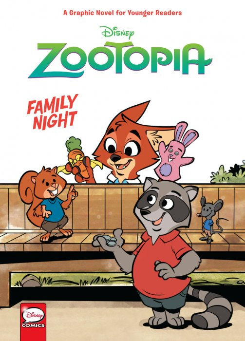 Zootopia - Family Night #1 - GN