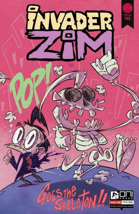 Invader Zim #41