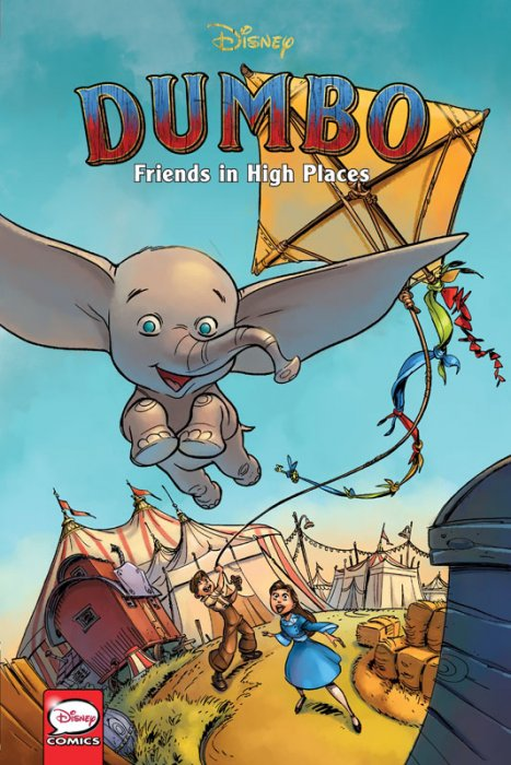 Disney Dumbo - Friends in High Places #1