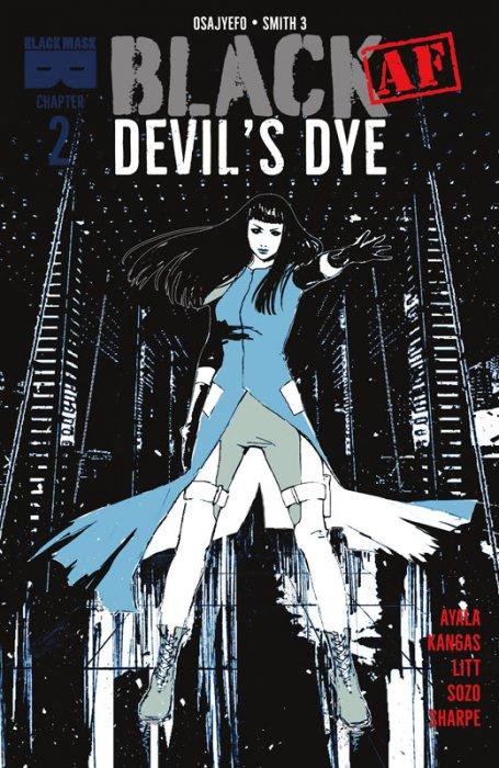 BLACK [AF] - Devil's Dye #2