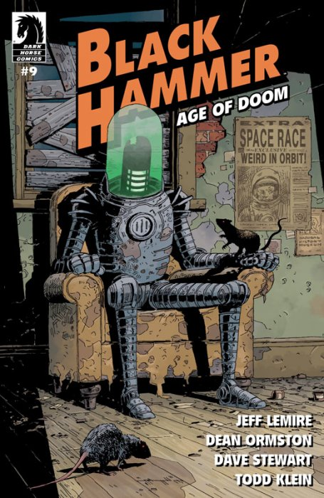 Black Hammer - Age of Doom #9