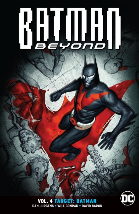 Batman Beyond Vol.4 - Target - Batman